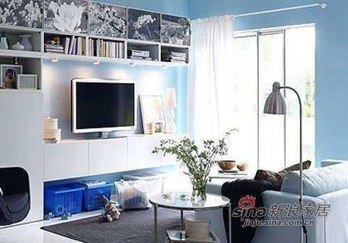 16种方案装完美小户型客厅
