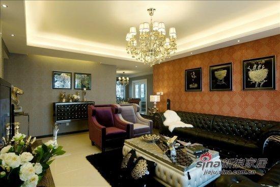 其他 四居 客厅图片来自用户2737948467在11w雷锋精神缔造178㎡三居室58的分享
