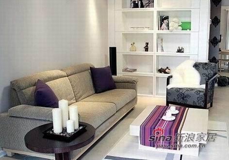 板式家具打造白色系婚房 留住单纯的爱情回
