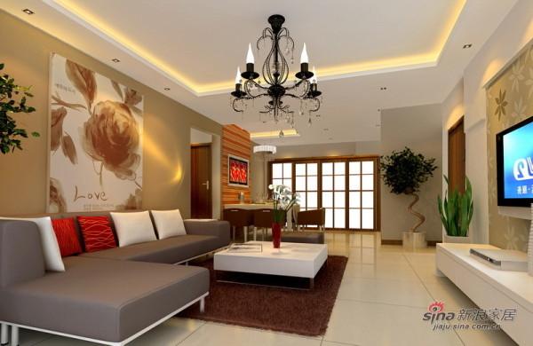沙发背景墙客厅