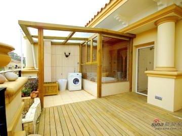 高清实景220平简约欧式别墅设计33