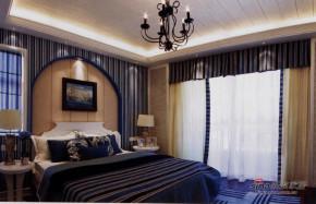 地中海 三居 卧室 舒适 高富帅图片来自用户2756243717在我的专辑920567的分享