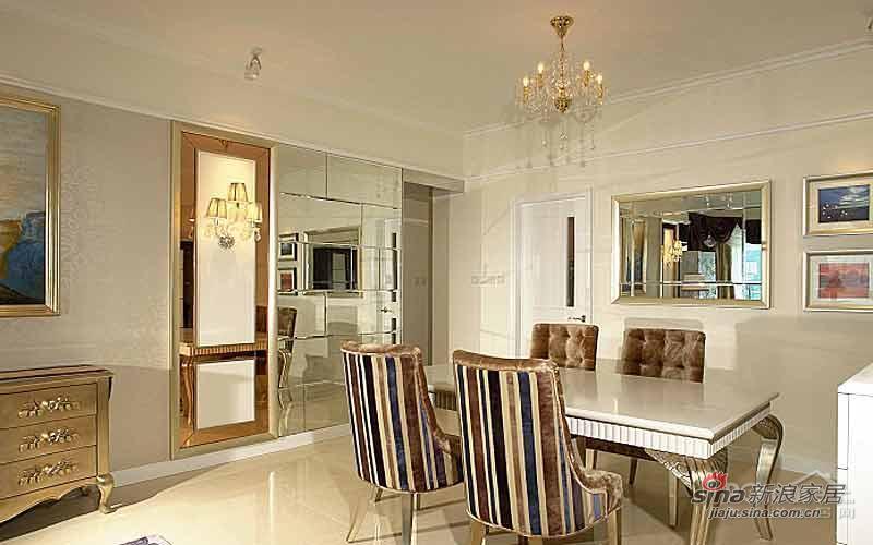 简约 一居 餐厅图片来自用户2739153147在清新欧陆式家居风43的分享