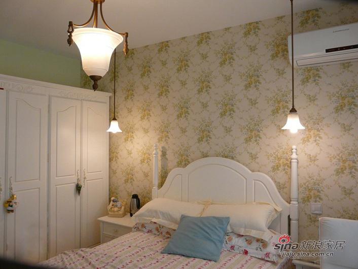 简约 二居 卧室图片来自用户2558728947在半包4.8万改造78平幸福的乐园85的分享