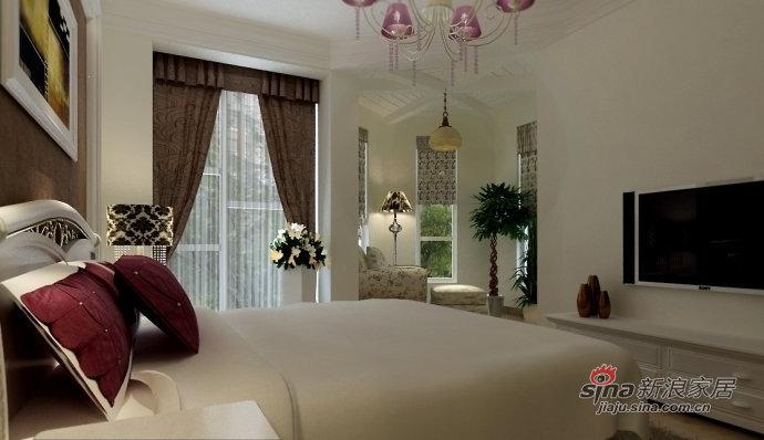 简约 二居 卧室图片来自用户2557979841在北京华侨城19的分享