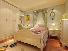 中式 四居 儿童房 公主房图片来自用户1907696363在中国风37的分享