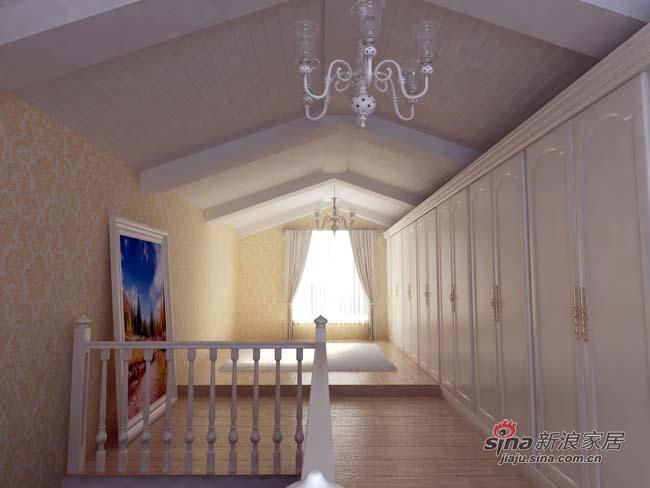 田园 复式 楼梯图片来自用户2737946093在美地家园92的分享