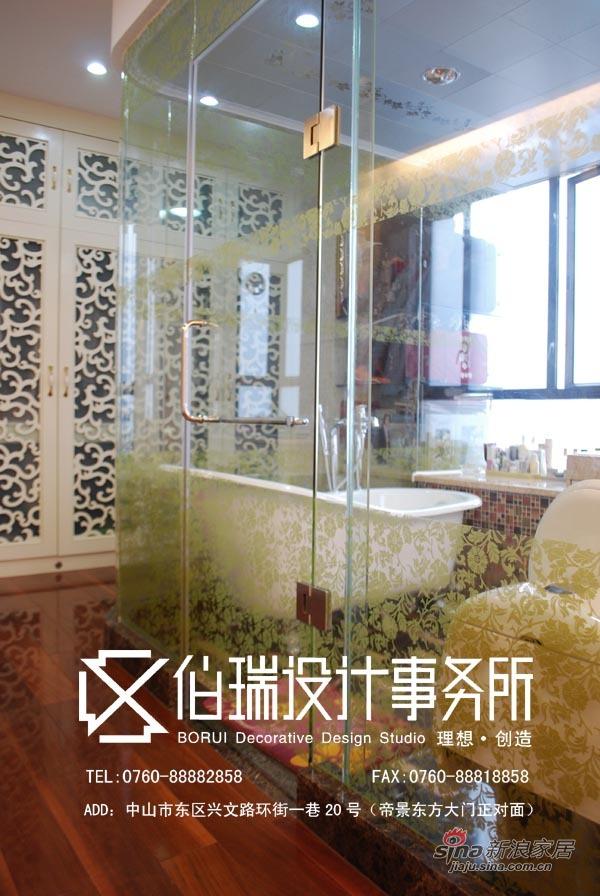 欧式 四居 客厅图片来自用户2746869241在熊伯瑞作品:优雅空间78的分享