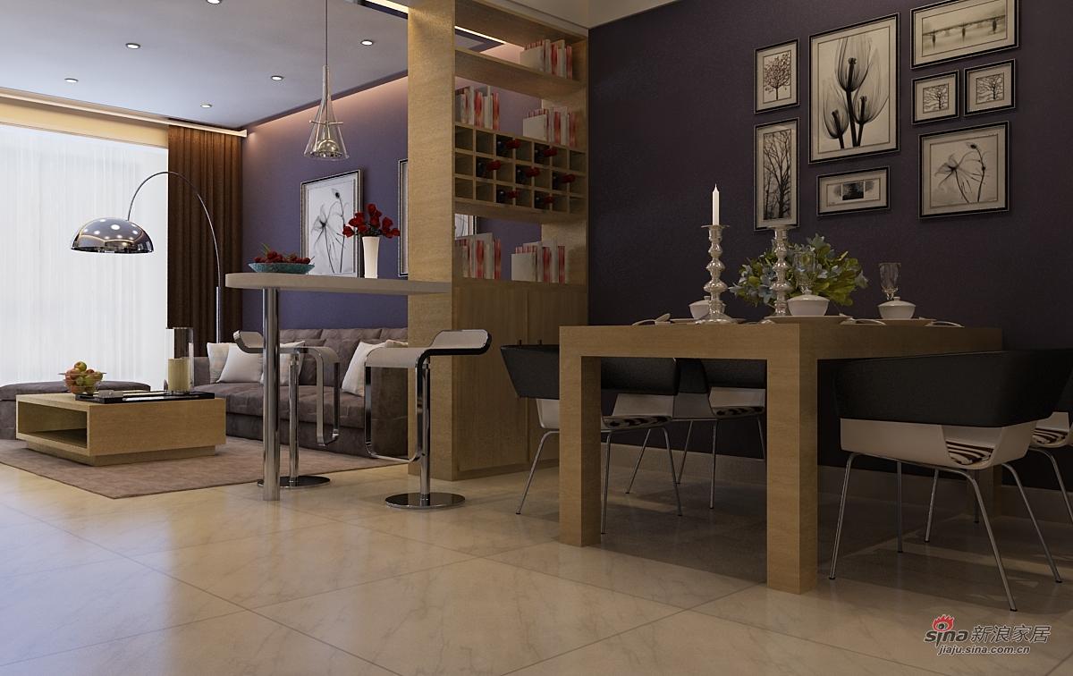 其他 二居 餐厅图片来自用户2558757937在都市白领4万打造都市两居室78的分享