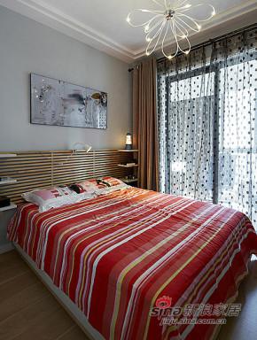 现代 三居 卧室 公主房图片来自装修微日记在【高清】89平宜家现代风格三居室66的分享
