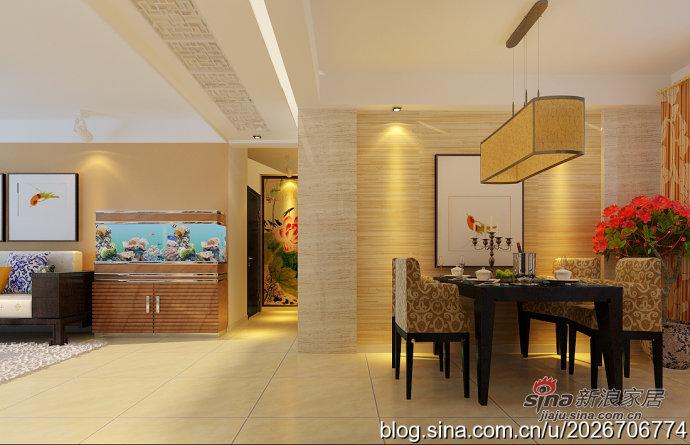 田园 别墅 客厅图片来自用户2737946093在田园风格联排别墅18的分享
