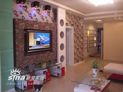 简约 二居 客厅图片来自用户2557010253在绝对时尚63的分享