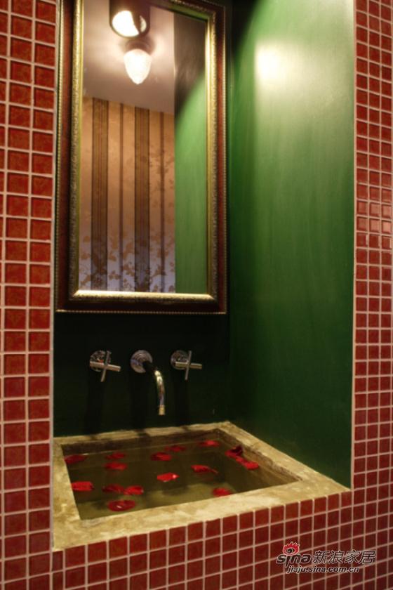 中式 四居 卫生间图片来自用户1907662981在【多图】新混搭177平中式风格89的分享