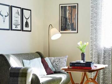 40平米小空间的乐趣 森林系单身公寓37