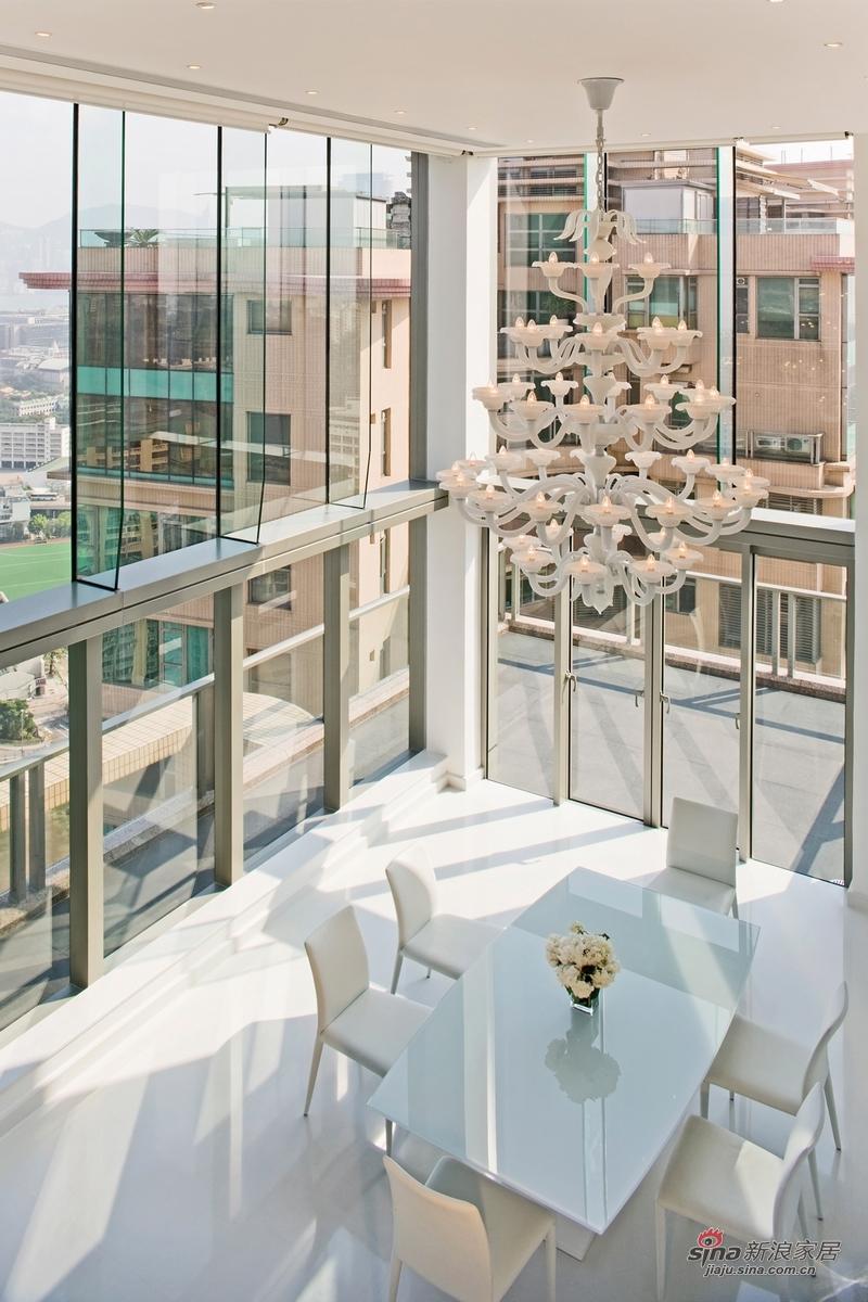 港式 跃层 餐厅图片来自用户1907650565在【高清】香港男20万装修跃层婚房79的分享
