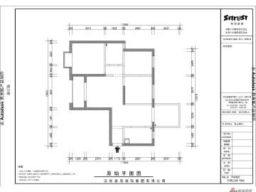 92平万锦江城简约风格设计56