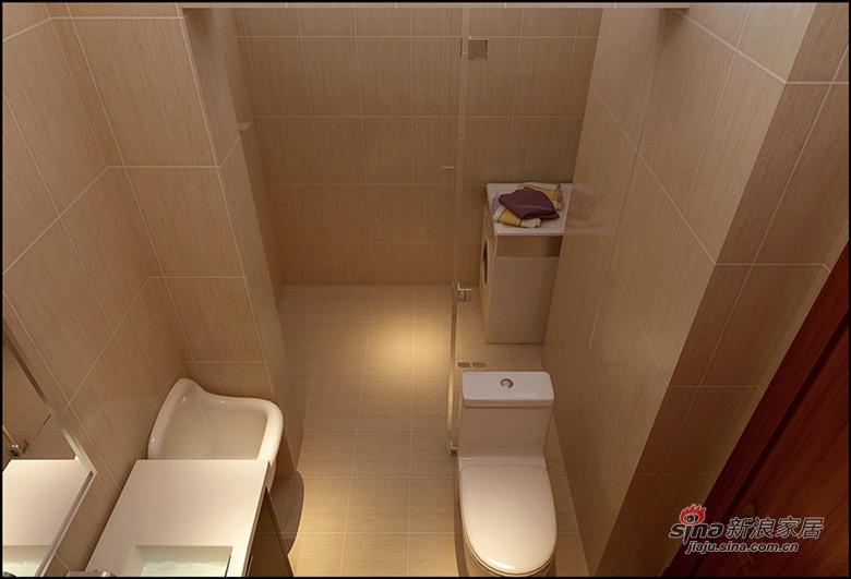 欧式 二居 卫生间图片来自用户2746948411在我的专辑714272的分享
