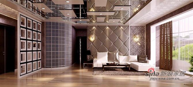 简约 三居 卧室图片来自用户2737786973在9万打造【银泉新都】186平现代简约时尚3居室23的分享
