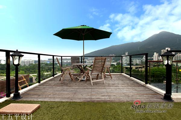 其他 别墅 阳台图片来自用户2737948467在万科东海岸景观设计93的分享