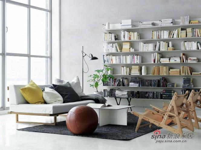 北欧 二居 客厅图片来自用户1903515612在收纳控98平瑞典简欧风二居(组图)89的分享