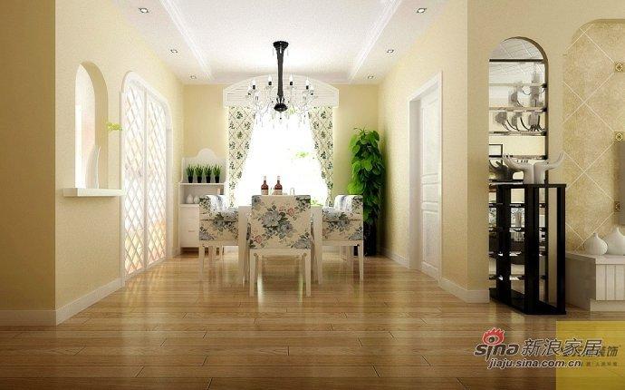 欧式 二居 客厅图片来自用户2772856065在8万打造150平时尚小清新啊 有木有96的分享
