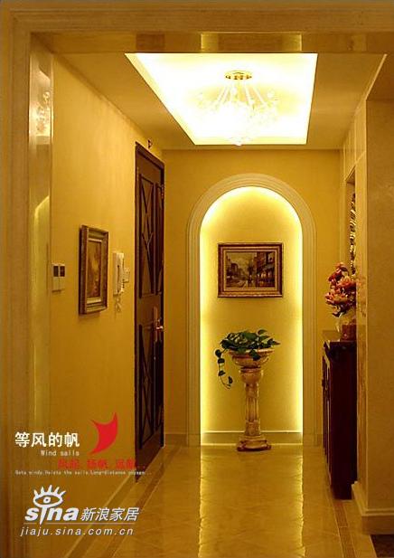 欧式 别墅 玄关图片来自用户2757317061在誉丰29的分享