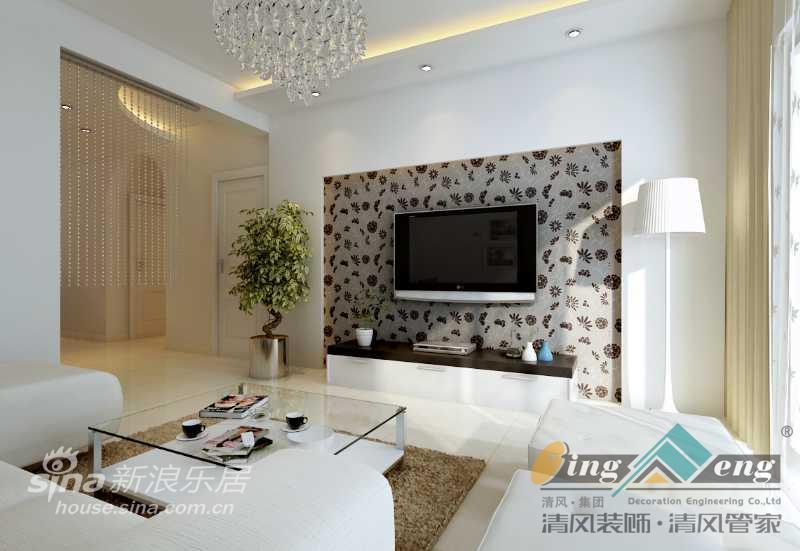 其他 别墅 客厅图片来自用户2557963305在苏州清风装饰设计师案例赏析835的分享