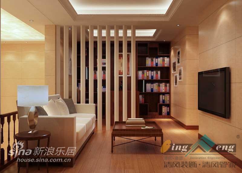 其他 别墅 客厅图片来自用户2558746857在苏州清风装饰设计师案例赏析242的分享