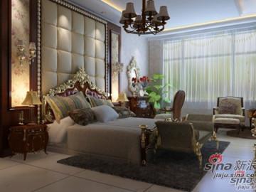 76㎡清新之脱俗魅力的两居室仅要5.4万打造44