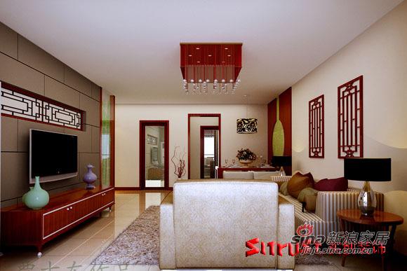 欧式 三居 客厅图片来自用户2772856065在欧式+田园混搭爱家48的分享
