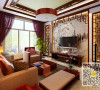 中式风格独栋别墅300平