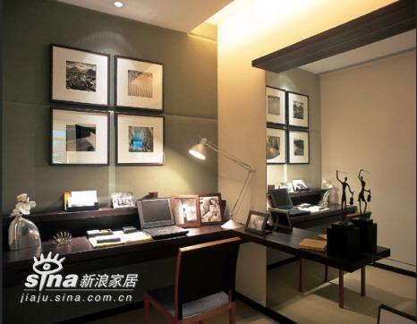 其他 三居 书房图片来自用户2557963305在香港半島豪庭89的分享