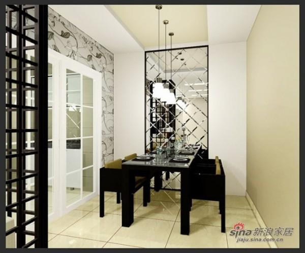 现代简约风格打造保利蓝海郡127平两居室