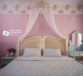 混搭 三居 卧室 公主房 白富美 欧式图片来自武汉得间设计事务所在【高清】一见倾心130平浪漫满屋Just Married22的分享