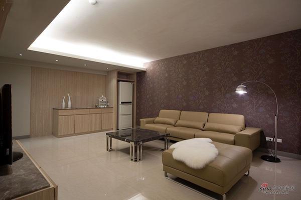 新古典 三居 客厅图片来自用户1907701233在7.1万打造120都市雅典轻古典家居20的分享