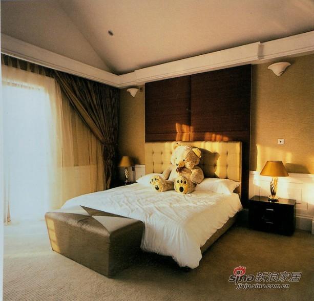 简约 三居 卧室图片来自用户2559456651在东方港湾55的分享
