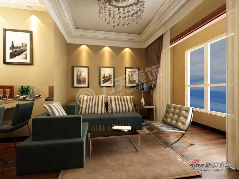 简约 三居 客厅图片来自阳光力天装饰在我的专辑316921的分享