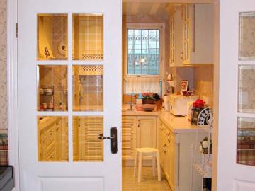 厨房还能这样装!22图大气设计饱眼福