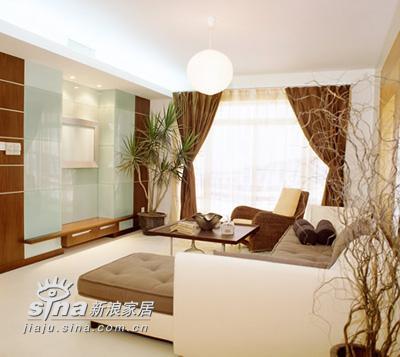 其他 其他 客厅图片来自用户2771736967在省钱装修 16款清新大方简单现代家装案例88的分享