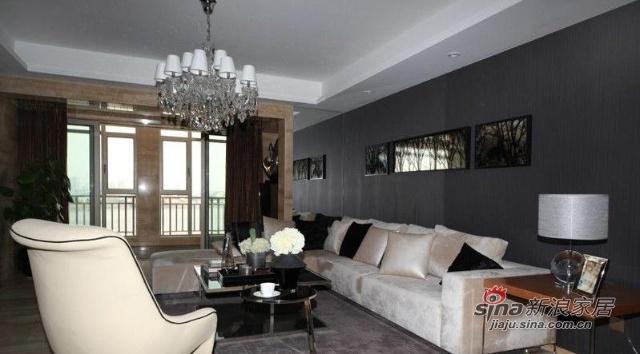 现代 二居 客厅图片来自用户2772840321在6.8万现代设计时尚生活两居81的分享