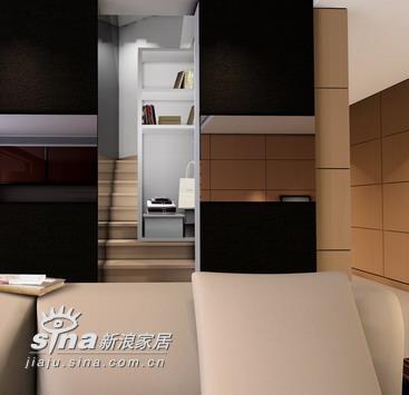 其他 四居 楼梯图片来自用户2771736967在浑厚的现代22的分享