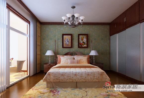 简约 二居 卧室图片来自用户2556216825在大兴阳光波尔多简约家园67的分享