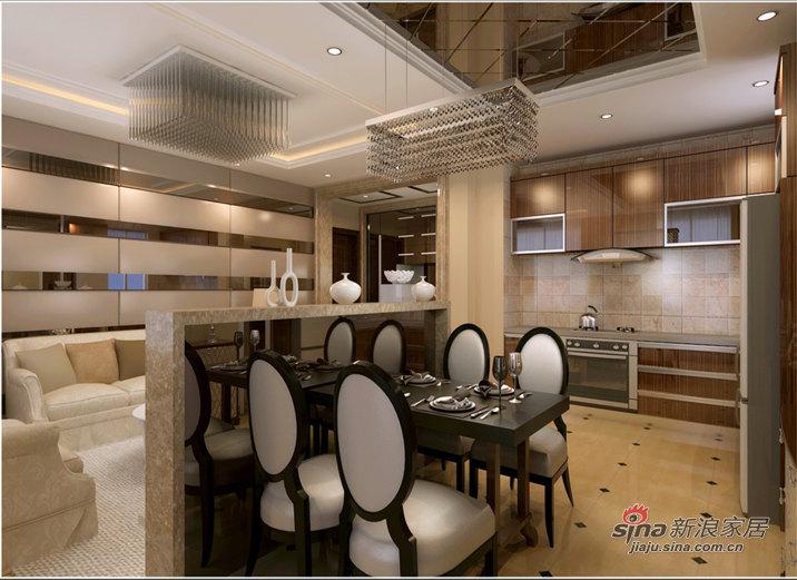 简约 三居 餐厅图片来自用户2737786973在保利海上五月花【沈阳实创装饰】26的分享