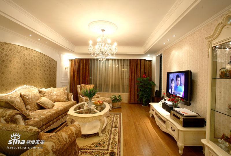 欧式 四居 客厅图片来自用户2757317061在雅致主义76的分享