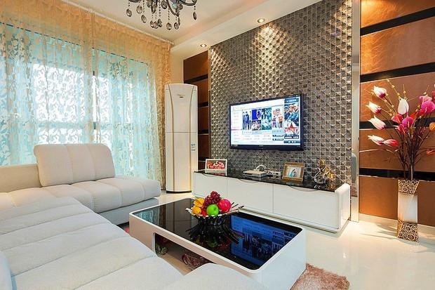 简约 二居 客厅图片来自用户2737782783在80后6.6万装90平时尚简约两居室86的分享