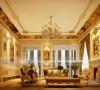 明亮现代奢华的法式别墅装修22