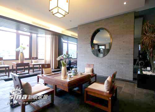 中式 别墅 餐厅图片来自用户2757926655在中式简约60的分享