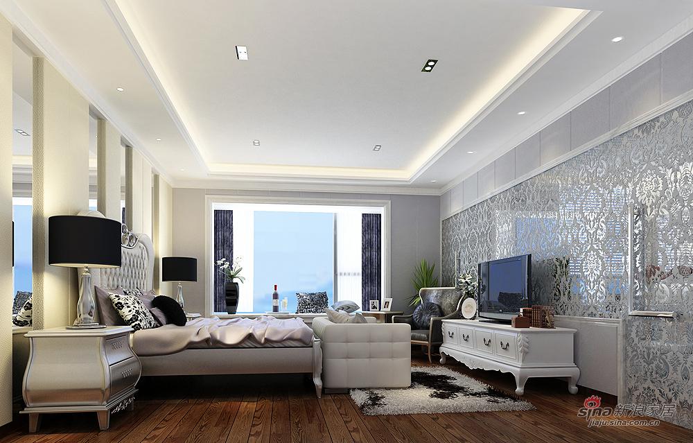 简约 复式 卧室图片来自用户2738845145在【高清】200平米大连欧式风格五房两厅72的分享