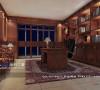 《新古典主义的美艳》别墅设计  装修设计35