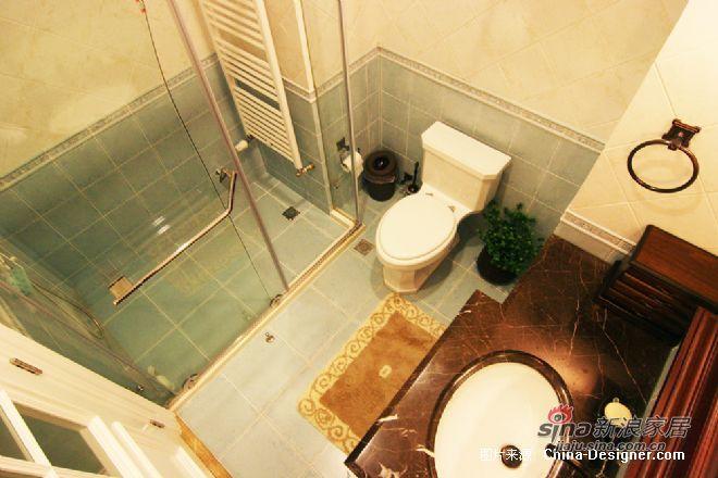 欧式 别墅 客厅图片来自用户2746869241在260万打造的368平杭州别墅47的分享